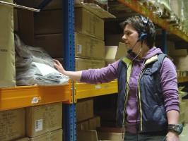 Telstar Trading live met voicepicking van Consafe