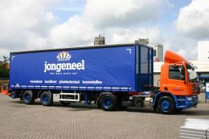 Koninklijke Jongeneel lost planningpuzzel op