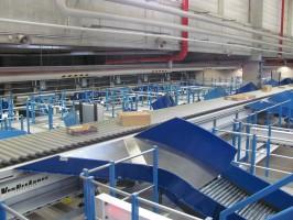 Nieuwe Hermes-hub sorteert 5.500 grote pakketten per uur