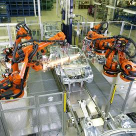 Duitse robotproducent wil Swisslog overnemen