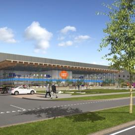 Coolblue laat groot dc bouwen in Tilburg