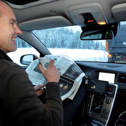 Onbemand rijden – binnen vijf jaar is het zover