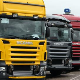 Scania bouwt logistiek centrum in Hasselt