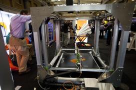 Transportstromen verschuiven door 3D-printing