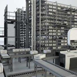 M&S bouwt automatisch warehouse