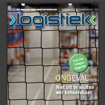 Logistiek Magazine, september 2014