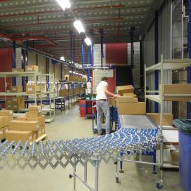 Mediq dc krijgt nieuw transport- en verpakkingssysteem