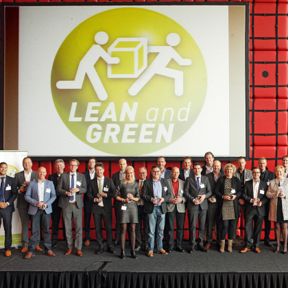 Lean and Green familie blijft maar groeien