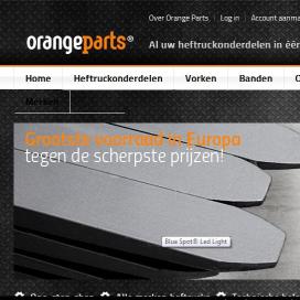 Van Gent start webshop met 100.000 heftruckonderdelen