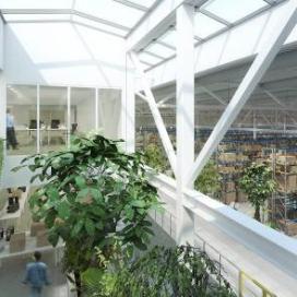Fokker Logistics Park krijgt Cradle to Cradle-dc
