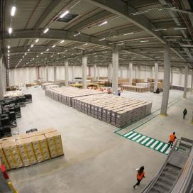KLG Europe opent logistiek centrum in Boekarest