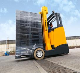 VDL vervangt heftruckpark van Nedcar in Born