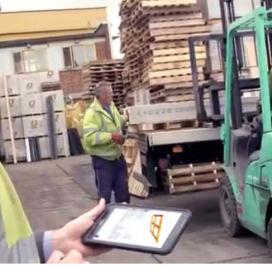 Samsung lanceert logistieke tablet