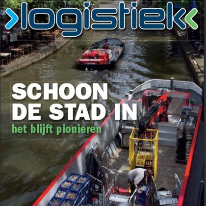 Logistiek Magazine, december 2014