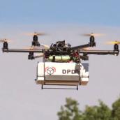 GeoPost start ook experiment met drones