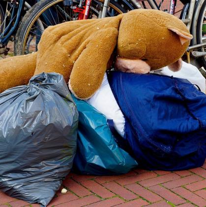Stadsafval: hoogste tijd voor nieuwe afvalketen