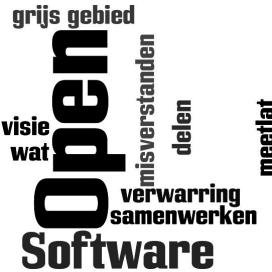 Wat is open software precies?