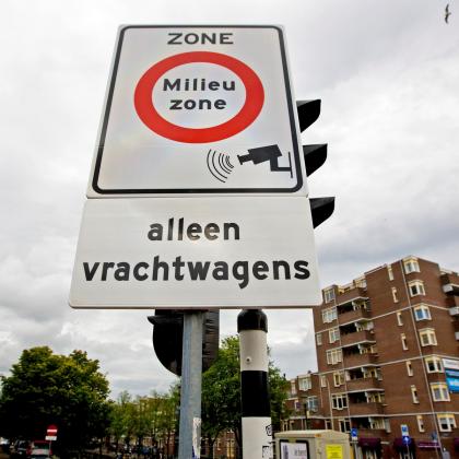 Arnhem wil camera's installeren in milieuzone