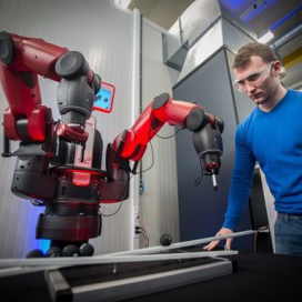 VIL onderzoekt kansen robots in logistieke processen