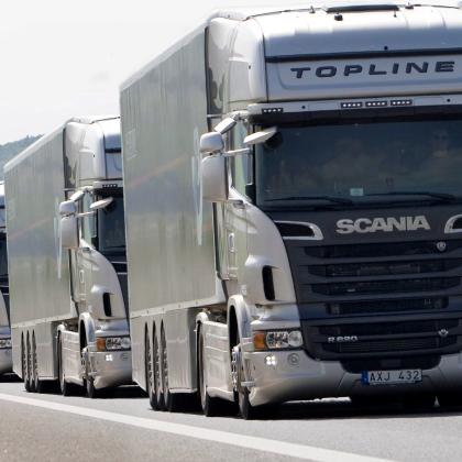 Nederland wordt proeftuin zelfrijdende vrachtauto