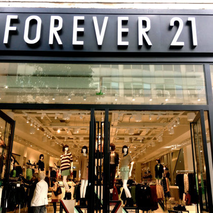 Modeketen Forever 21 krijgt tool om assortiment te optimaliseren