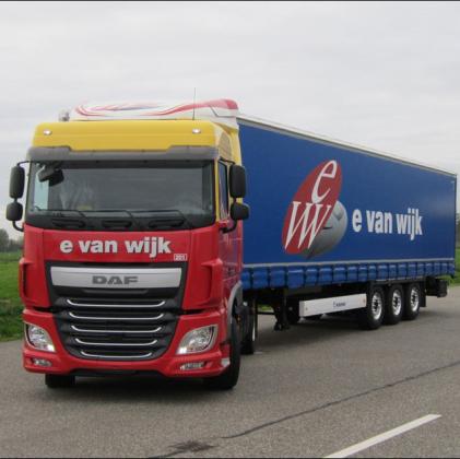 E. van Wijk breidt farma-distributie uit
