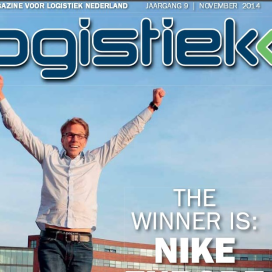 Logistiek Magazine, november 2014