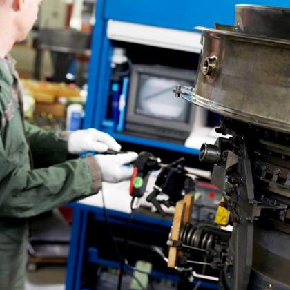 Defensie-industrie gaat spare parts keten optimaliseren
