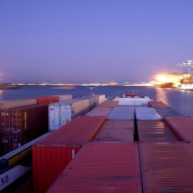 Doorlooptijden havens Rotterdam en Antwerpen lopen op