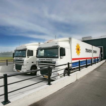 Transpa Emmen treedt toe tot Greenport Logistics