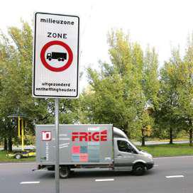 VVD noemt milieuzones weggegooid geld