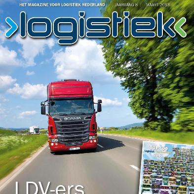 Logistiek Magazine, maart 2013
