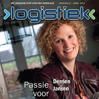 Logistiek Magazine, april 2013