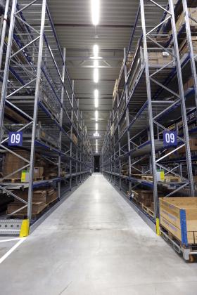 Paccar Parts opent nieuw dc met ruimte voor groei