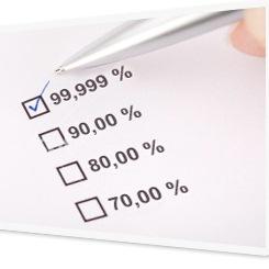 Richtlijnen voor beschikbaarheid van opslag-en sorteersysteem