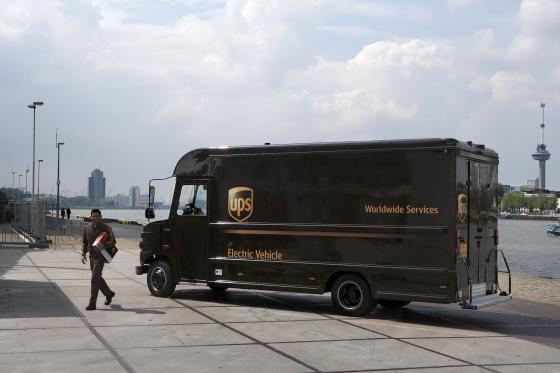 UPS breidt next day delivery uit