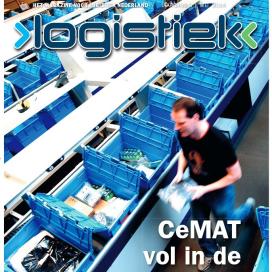 Logistiek Magazine, mei 2014