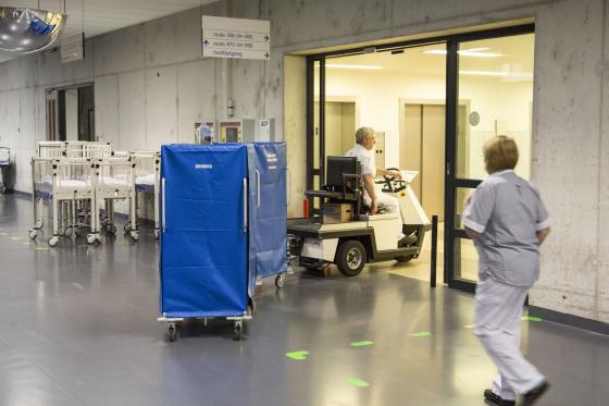 Zorglogistiek: zeven werkwijzen van zeven ziekenhuizen