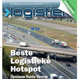 Logistiek Magazine, juni 2014