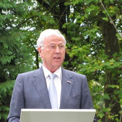 Jan Hommen: 'Brabant kom met logistieke innovaties