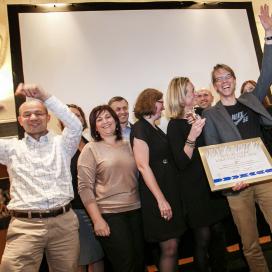 'Mens' is succesfactor winnaar Logistiek Prijs