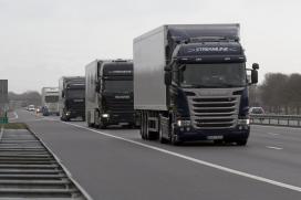 België begint ook proef met zelfrijdende vrachtwagens