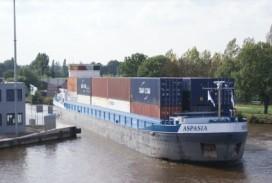 Havenbedrijf Rotterdam en Noord-Brabant stimuleren binnenvaart