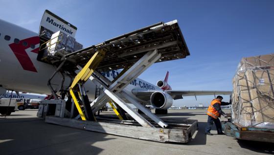 Geen extra ruimte voor vrachtvluchten Schiphol