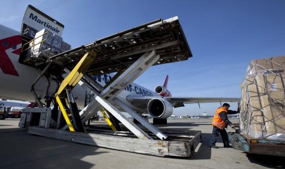 Techindustrie helpt luchtvrachtsector vooruit