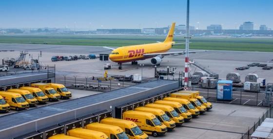 DHL Express investeert miljoenen in Nederland
