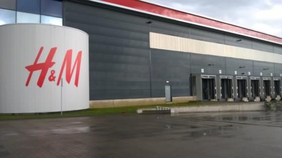 H&M neemt distributiecentrum Tiel in gebruik