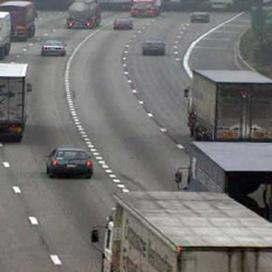 Oost-Europese truckers voelen zich geen slaaf