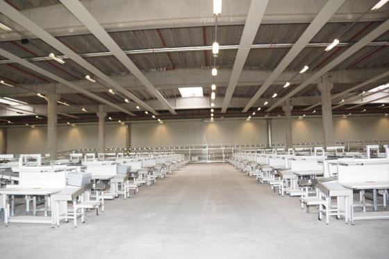 Rondleiding nieuwe distributiecentrum Wehkamp in Zwolle