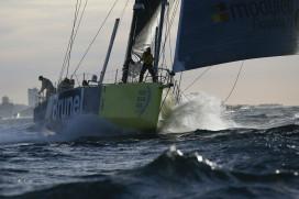Volvo Ocean Race bespaart fors op onderdelen